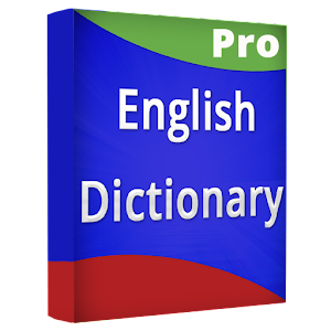 Cover art English Dictionary: Pro