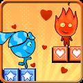 Fireboy Watergirl - Heart Star
