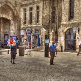 by Yuval Shlomo - City,  Street & Park  Historic Districts