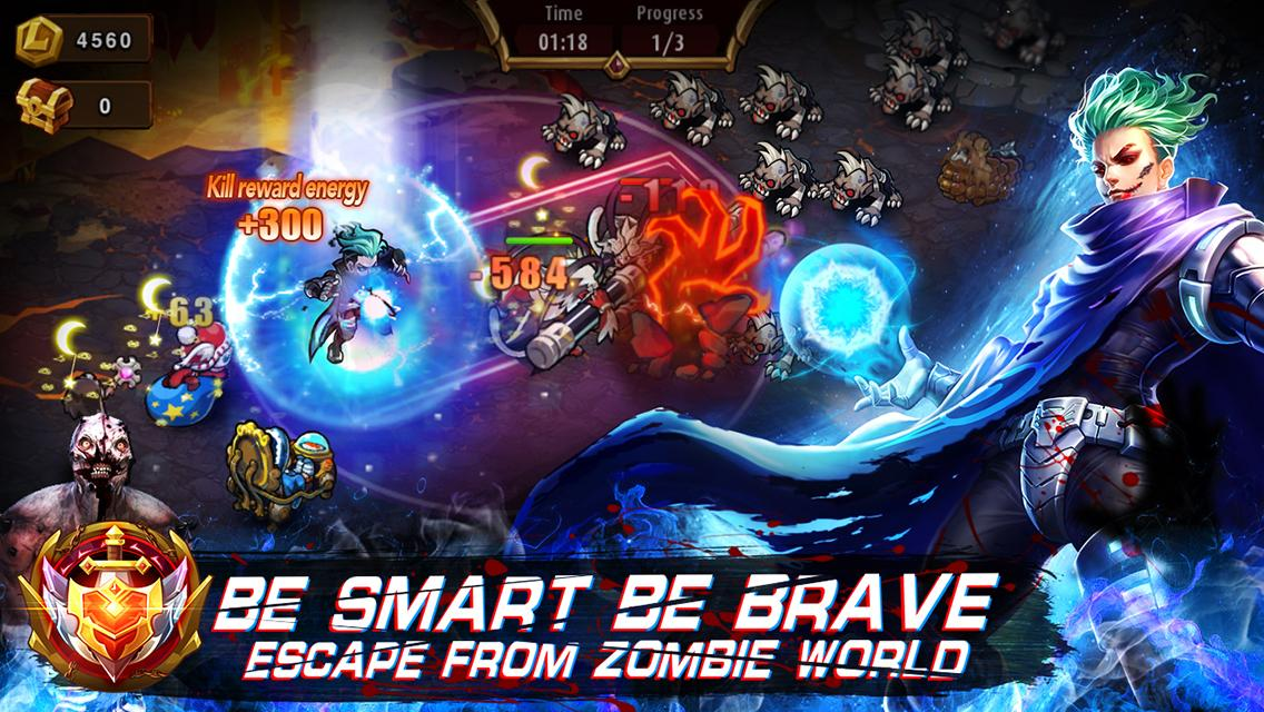 Magic Rush: Heroes Screenshot 0