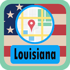 USA Louisiana Maps