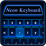 Neon Keyboard Themes Icon