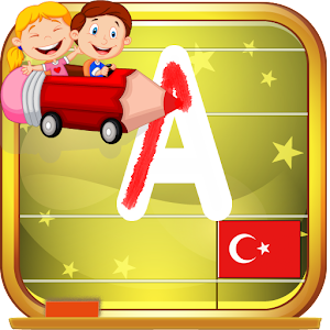 Alphabet Kids : Letters Writing Games