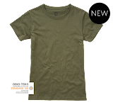 Brandit Ladies T-Shirt - Brandit - оливковый