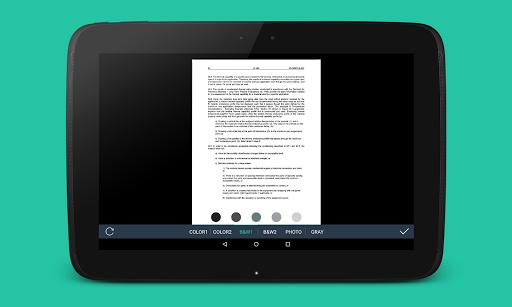 Simple Scan - PDF Scanner App screenshot 13