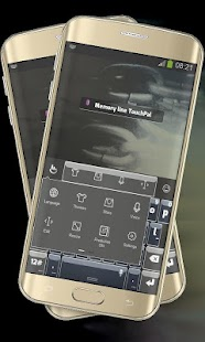 Memory line TouchPal - screenshot