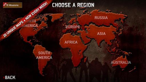 SAS: Zombie Assault 3 screenshot 3