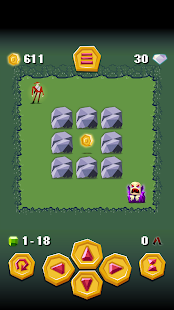 Vampire's Gold Logic Puzzle Screenshot