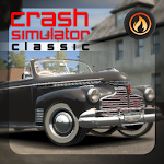 Classic Car Crash Simulator Icon