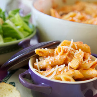 5-Ingredient Two-Timin Pasta Bake