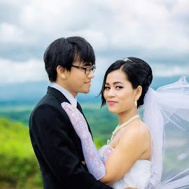 W E by Kriswanto Ginting's - Wedding Bride & Groom ( prewedding, wedding, bride and groom, nikon, bride, groom )