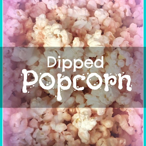 Dipped Popcorn