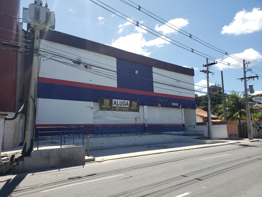 Loja em Itaipu  -  Niterói - RJ