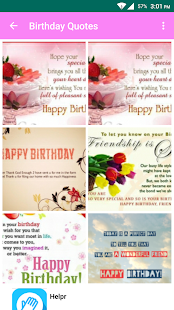 Birthday Wishes Images - screenshot