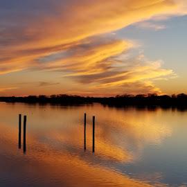 Beautiful by Susanne Carlton - Landscapes Sunsets & Sunrises