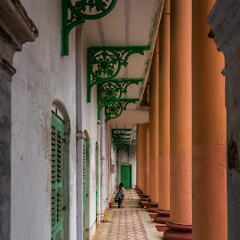 by Amrita Bhattacharyya - Buildings & Architecture Architectural Detail