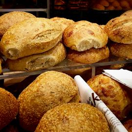 Bread by Lope Piamonte Jr - Food & Drink Cooking & Baking