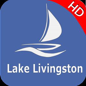 Lake Livingston Offline GPS Fishing Charts For PC / Windows 7/8/10 / Mac – Free Download