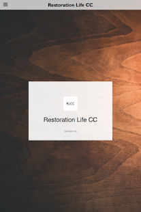 Restoration Life CC - screenshot