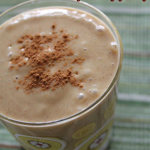 Dairy-Free Egg Nog Smoothie