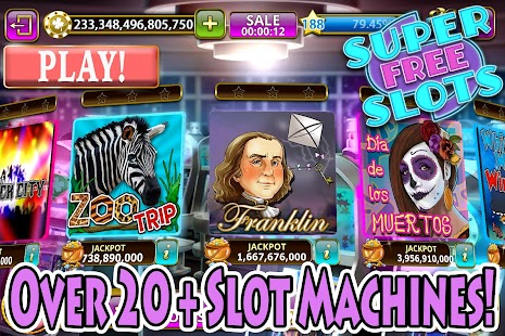 Game Slot Games! APK for Kindle