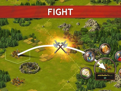 Tribal Wars 2 APK screenshot thumbnail 4