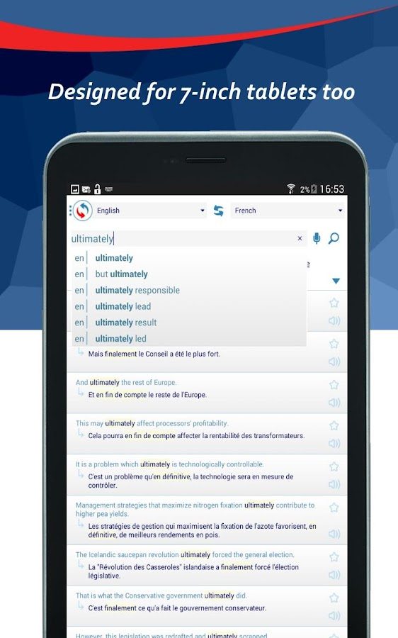 Reverso Translation Dictionary Screenshot 8
