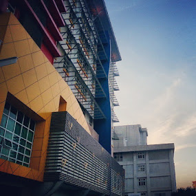 by Saifudin Safari - Buildings & Architecture Public & Historical ( ppum )