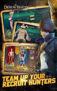 Demon Hunter:The Adventurers apk screenshot
