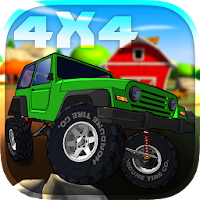 Truck Trials 2: Farm House 4x4 For PC (Windows And Mac)
