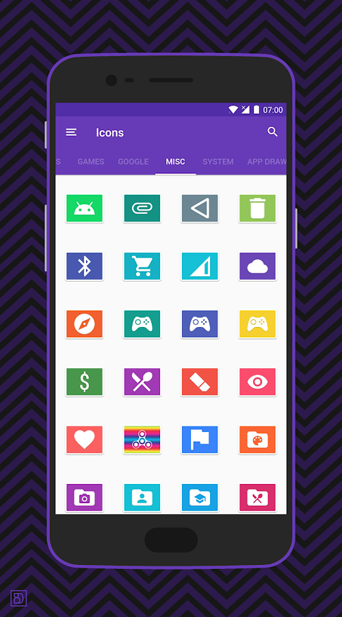 Lai - Icon Pack Screenshot 5