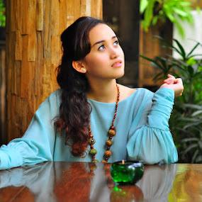 by Erlangga Sen - People Portraits of Women