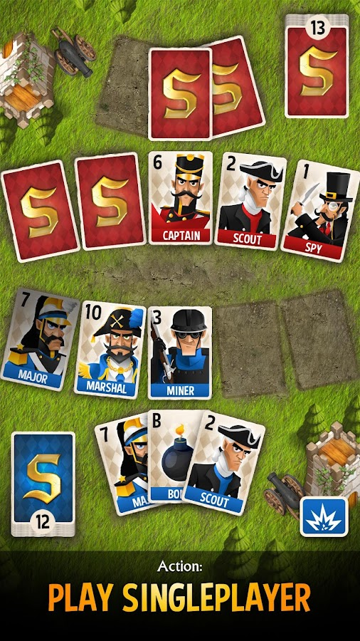 Stratego® Battle Cards Screenshot 11