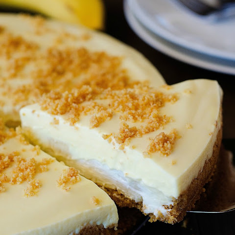 Banana Cream Pie Cheesecake