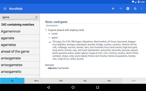 Dictionary - WordWeb screenshot 12