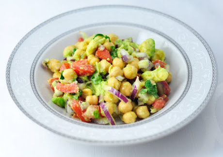 onion and tomato chickpea salad with red onion chickpea salad with red ...