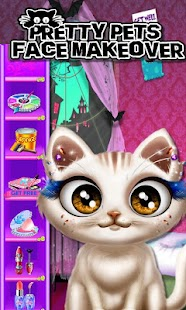 Pretty PetS Face Makeover- screenshot thumbnail