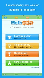 Math Friendzy - screenshot