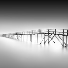 by A Hakim - Black & White Landscapes