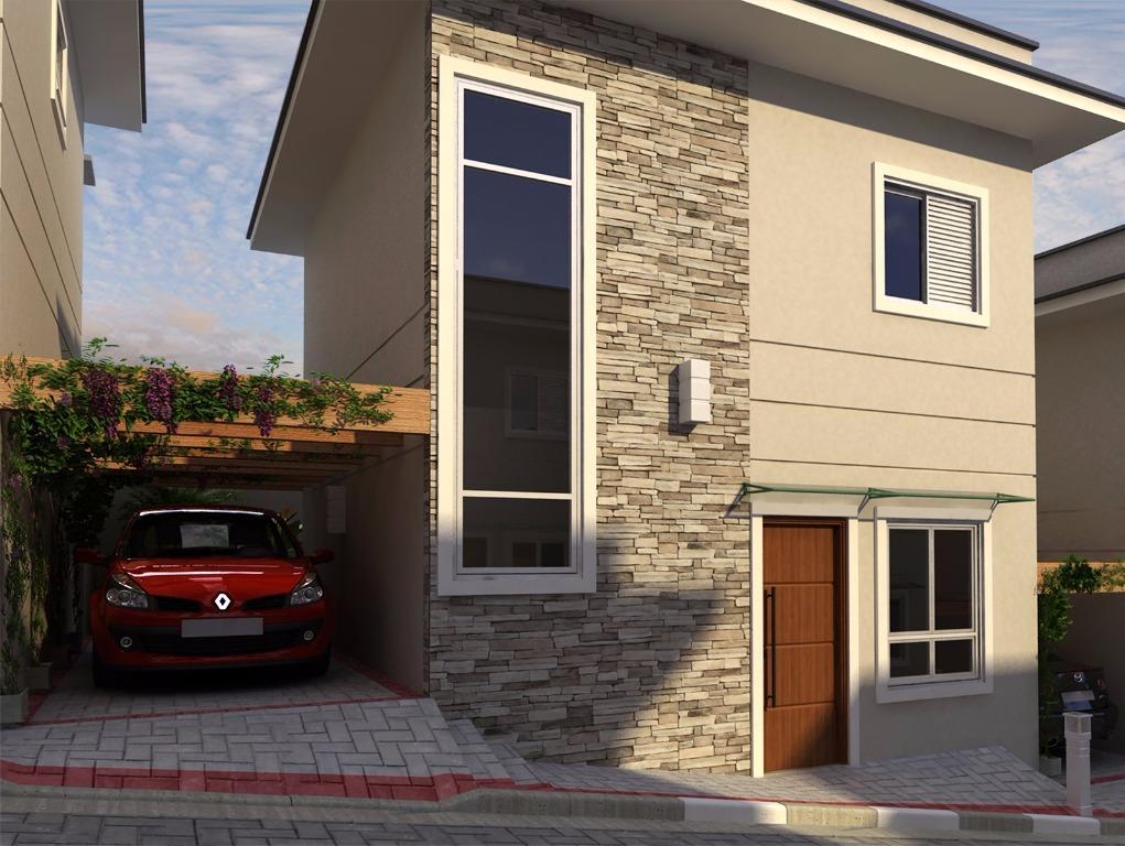 Sobrado NOVO residencial à venda, Condomínio Fechado, Atibaia.