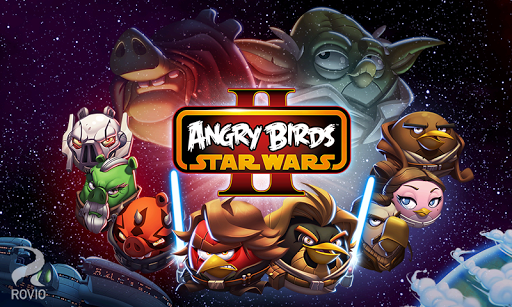 Angry Birds Star Wars II Free screenshot 1