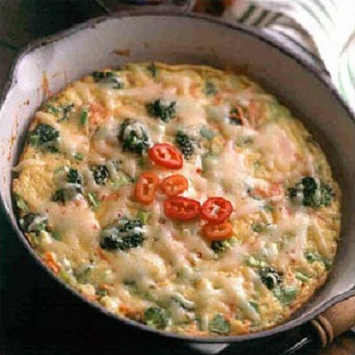 Easy Vegetable Frittata Recipes — Dishmaps
