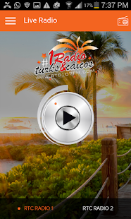 Radio Turks & Caicos- screenshot