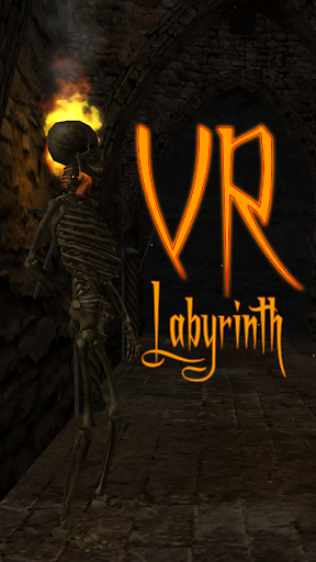 VR Labyrinth (for Cardboard) - screenshot