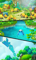 Screenshot of Bubble Shot (Rainbow Sugar)