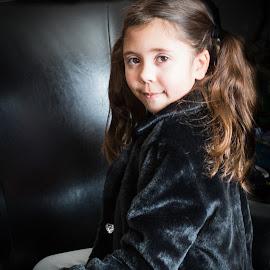 Miss Mia by Rhonda Mullen - Babies & Children Child Portraits