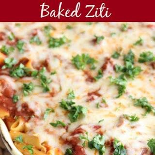 Baked Ziti Without Ricotta Cheese Recipes