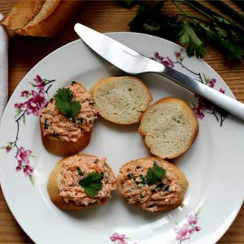 Salmon Rillettes (Salmon Spread)