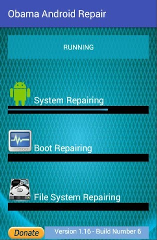 android Obama Android Repair Screenshot 2
