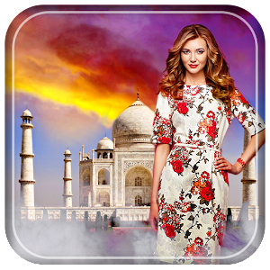 Download Taj Mahal Photo Frames HQ For PC Windows and Mac